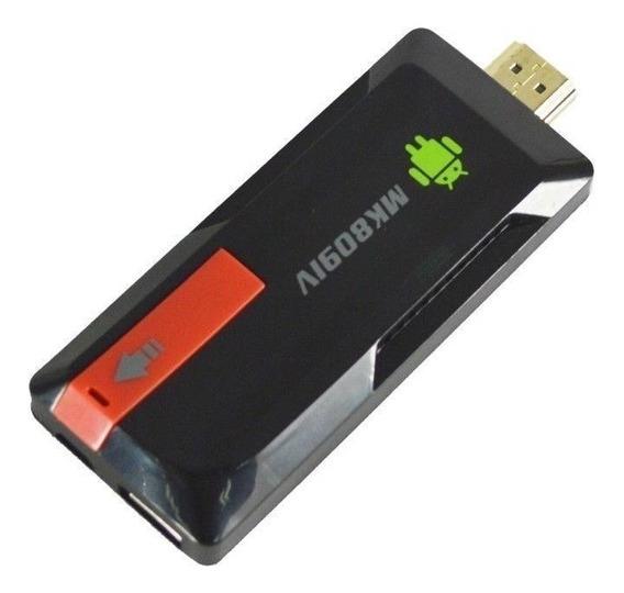 Minipc Smartv Android 5.1.1 Quadcore Mk809iv 2/8gb Wifi Dlna