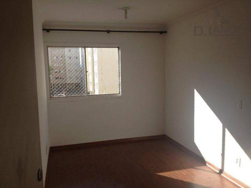 Imagem 1 de 18 de Apartamento Com 2 Dormitórios À Venda, 70 M² Por R$ 250.000 - Swift - Campinas/sp - Ap15069