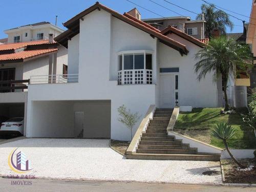 Imagem 1 de 29 de Casa Com 3 Dormitórios À Venda, 300 M² Por R$ 1.930.000,00 - Residencial Onze (alphaville) - Santana De Parnaíba/sp - Ca0321