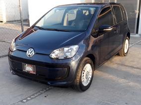 Volkswagen Up! 1.0 Move Up Mt 3 P Azul, Tomo Auto, Credito.