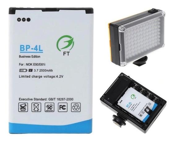 # Frete R$10 # Bateria P/ Iluminador Led 96 Bp4l 2500mah