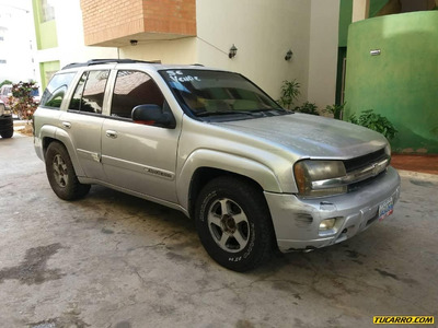 Chevrolet Trailblazer Ltz 4x4