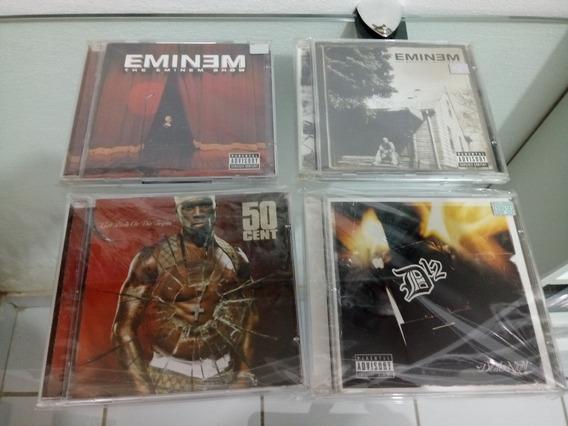 Cd Eminem , D12 , 50 Cent
