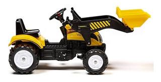 Carro Tractor A Pedal Infantil Diversión Para Niños