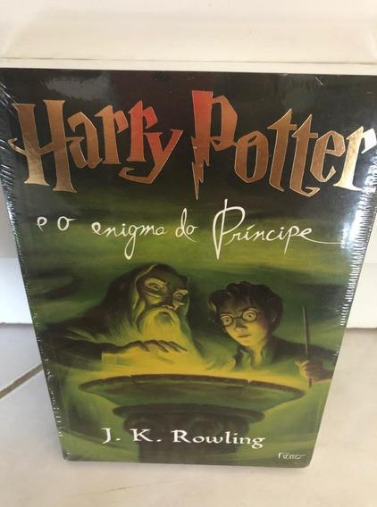 Livro Harry Potter E O Enigma Do Principe (novo Original)