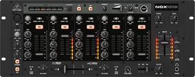 Mixer Dj Behringer Nox Usb Nox1010 2 Anos Garantia