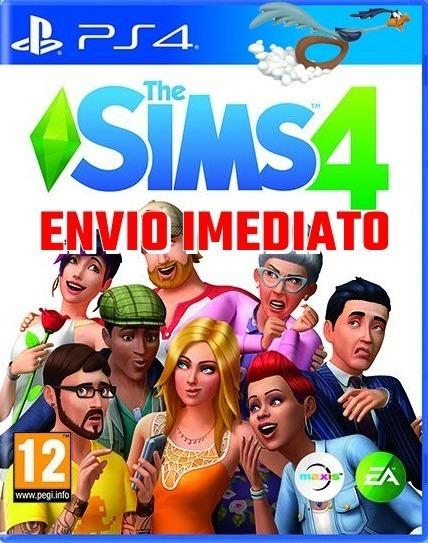 The Sims 4 Ps4 Digital Original 1 Psn