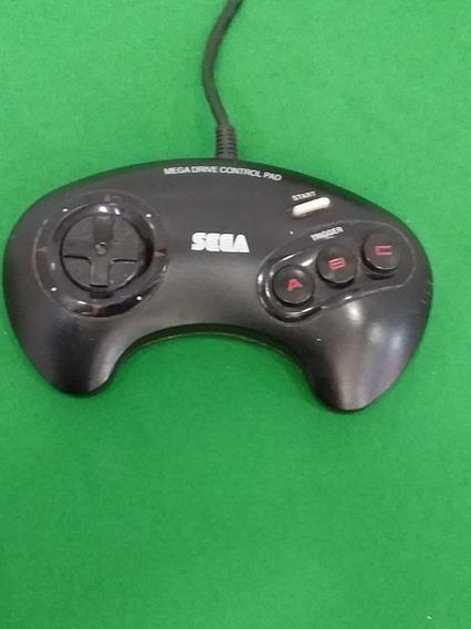 Mega Drive Controle Original 3 Botões Tectoy Funcionado