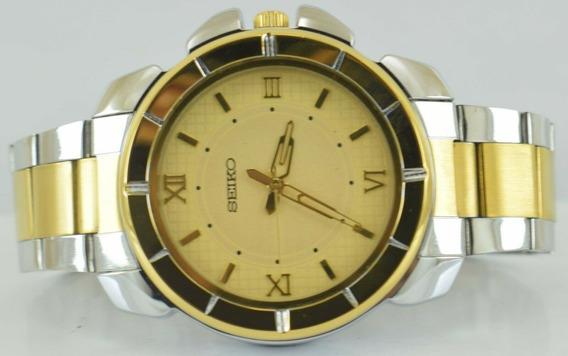 Reloj De Pulsera Vintage Seiko Hecho En Japón De Cuarzo