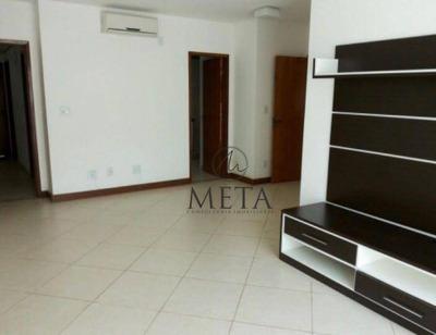 Excelente Apartamento Em Frente A Lagoa De Imboassica - Praia Dopecado - Macaé - Gd0001