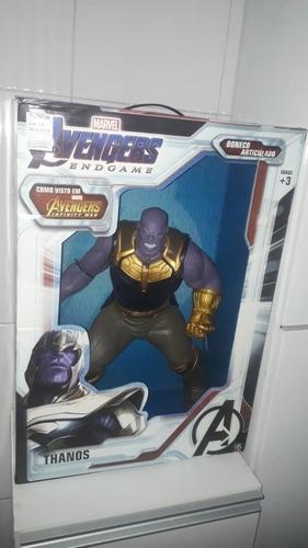 Marvel Thanos Os Vingadores Guerra Infinita 48cm - Mimo 0586