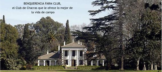 Terreno/ Chacra /lote De 4 Excelentes Has En Club De Campo
