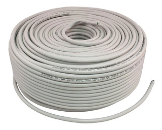 Bobina Rollo Cable Red Utp Ditron Cat 6 305 Metros Interior