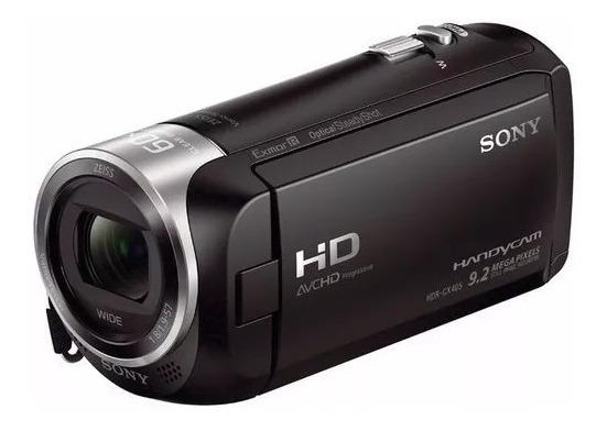Câmera Filmadora Sony Hdr-cx405 Full Hd Zoom 12x Sem Juros Pronta Entrega Retire Niteroi