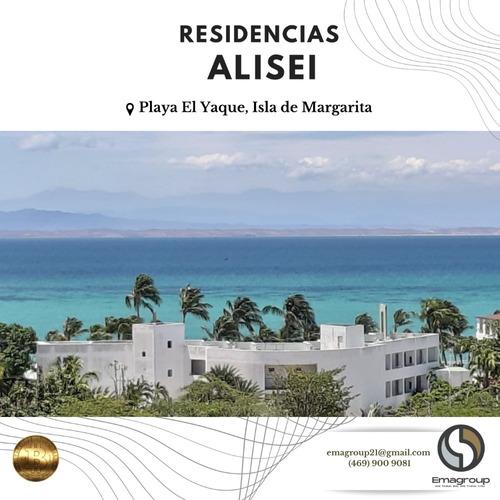 Imagen 1 de 10 de Alisei Apartamentos Nuevos En Venta Playa El Yaque Margarita