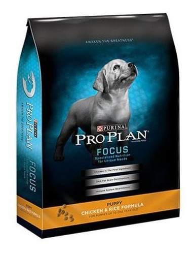 Pro Plan Focus Chicken Y Rice Puppy Food