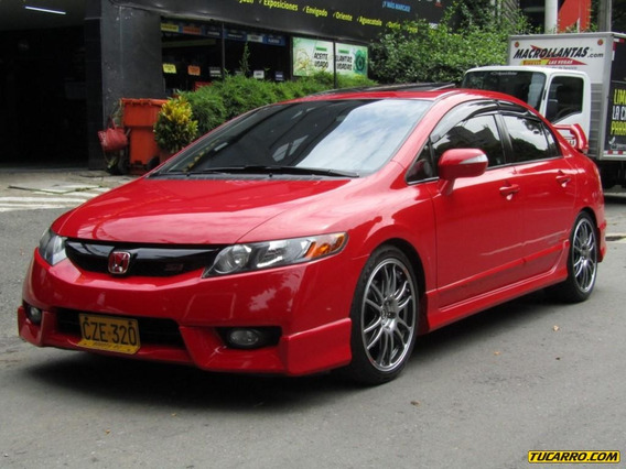 Honda Civic Si 2000 Cc