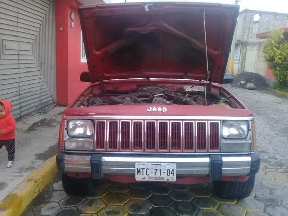 Jeep Cherokee Lujo