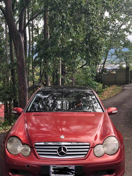 Mercedes-benz Clase C Kompressor C230