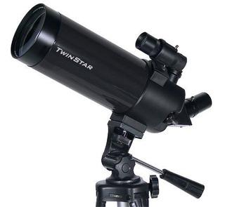 Black Twinstar 90mm Cassegrain Telescopio ©