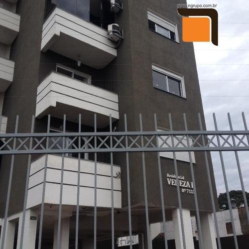 Apartamento Com 2 Dormitórios, 71 M² - Venda Por R$ 220.000,00 Ou Aluguel Por R$ 1.100,00/mês - Vera Cruz - Gravataí/rs - Ap1172