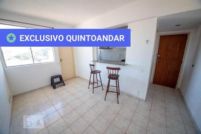 Apartamento No 9º Andar Mobiliado Com 1 Dormitório E 1 Garagem - Id: 892913319 - 213319
