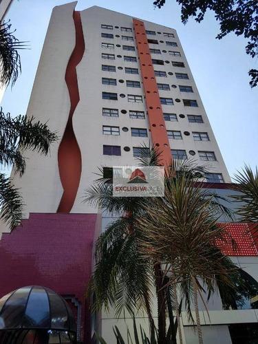 Sala, 28 M² - Venda Por R$ 180.000,00 Ou Aluguel Por R$ 800,00/mês - Jardim São Dimas - São José Dos Campos/sp - Sa0310