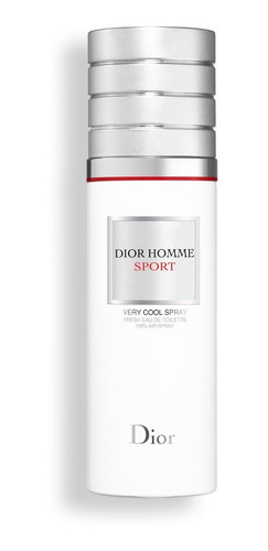 Perfume Hombre Dior Homme Sport Spray Edt 100ml Sin Caja