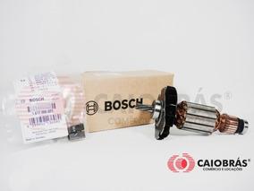 Induzido C/escovas Originais - Martelo Bosch - F000605185