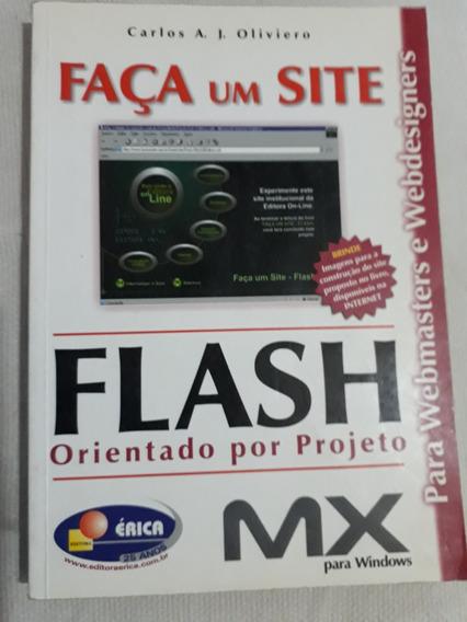 Faça Um Site Flash Mx - Orientado Por Projeto Para Windows