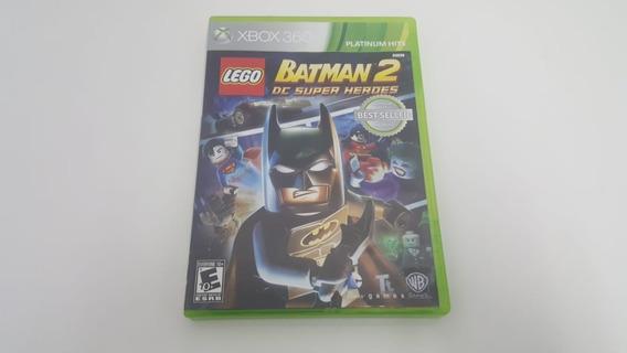 Lego Batman 2 Dc Super Heroes - Xbox 360 - Original