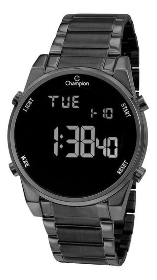 Relógio Champion Feminino Ch40071d Digital Preto
