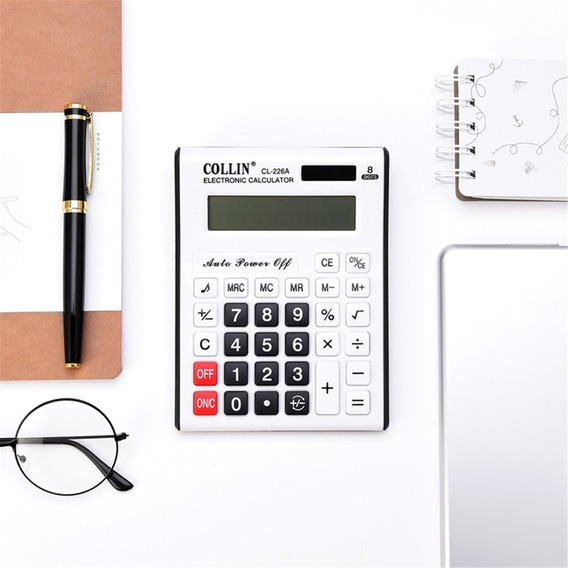 Cl226a Display Handheld Calculadora Científica Tipo De Bolso