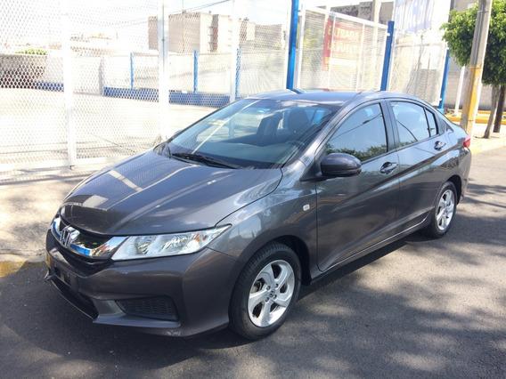 Honda City 2017 Lx Gris 1.6 Lts