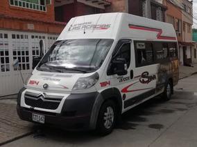 Citroen Jumper Microbus