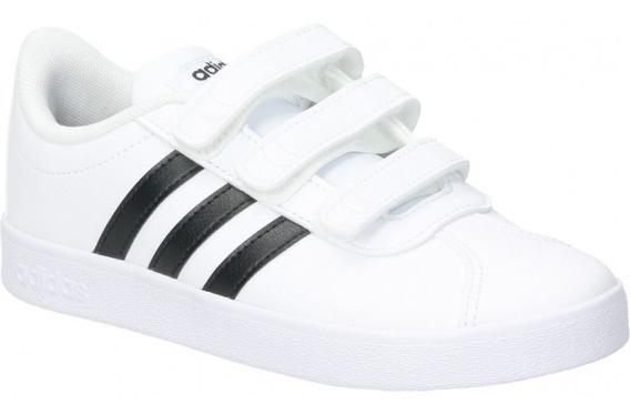 Zapatillas Nene adidas Junior Vl Court 2.0 K