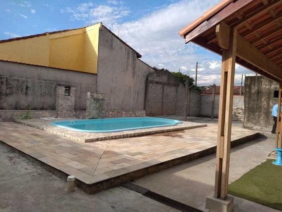 Casa Peruibe Piscina 4 Dorm - Aprox 800 Mts Da Praia