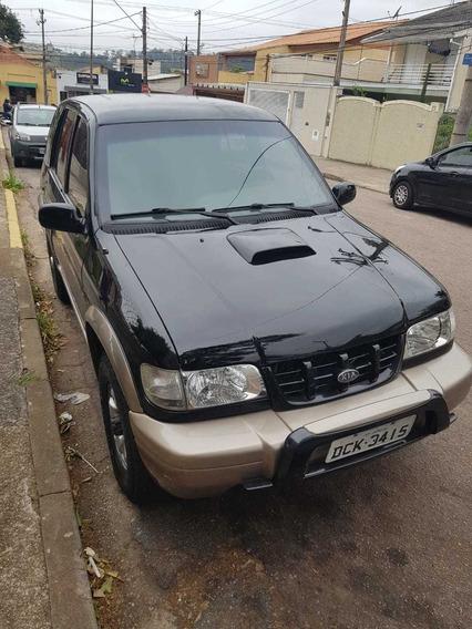 Kia Sportage 2.0 Dlx 5p Diesel 2001