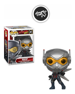 Funko Pop Wasp 341 Marvel Ant Man And The Wasp Oferta