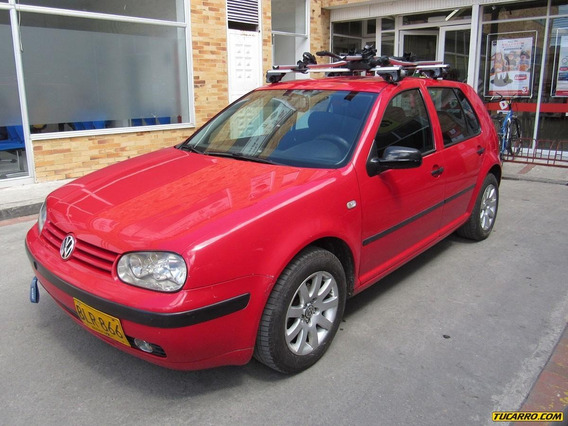 Volkswagen Golf Rx Mt 1600