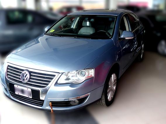 Volkswagen Passat T Fsi 2.0 At . Cuero Y Pana / Techo