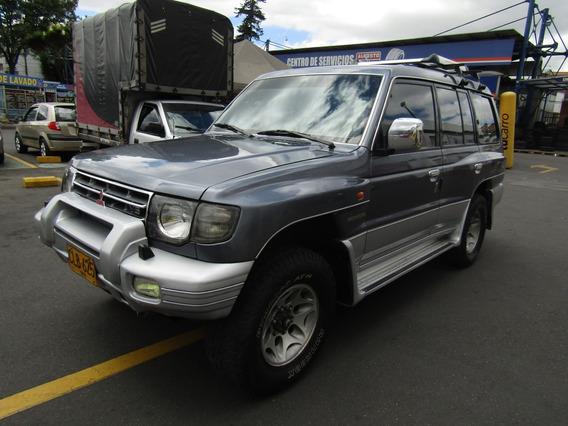 Mitsubishi Montero 7psj Mt 3500cc