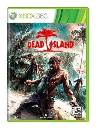 Jogo Dead Island - Xbox 360 - Novo