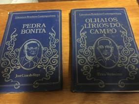 4 Livros Literatura Brasileira Contemporânea