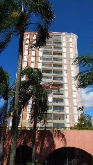 Apartamento Residencial Para Venda E Locação, Jardim Vergueiro, Sorocaba. - Ap0112