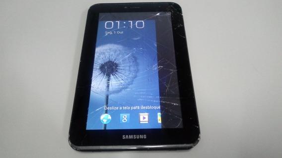 Samsung Galaxy Tab 2 Gt-p3100 16 Gb 3g-leia