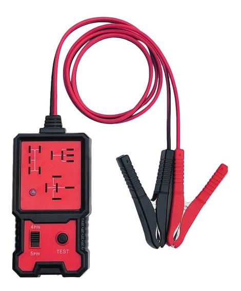 12v Carro Bateria Relé Verificador Eletrônico Testador Com C