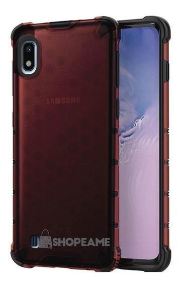 Funda Samsung Galaxy Note S A M Tpu Uso Rudo Protector Transparente Case Resistente