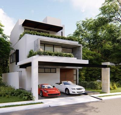 Venta De Casa En Cancun. Residencial Aqua $5,350,000
