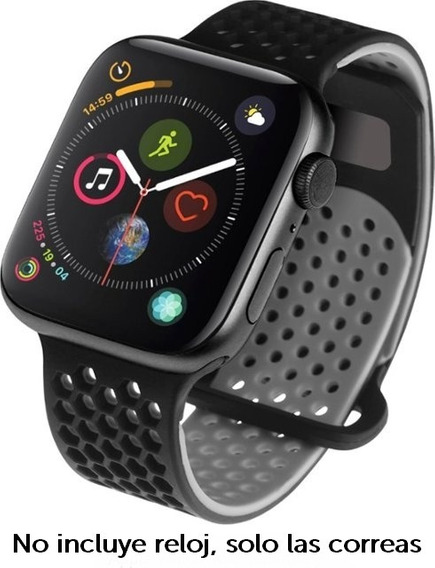 Extensible Reloj Apple Watch 42-44mm Next Sport Band Correas